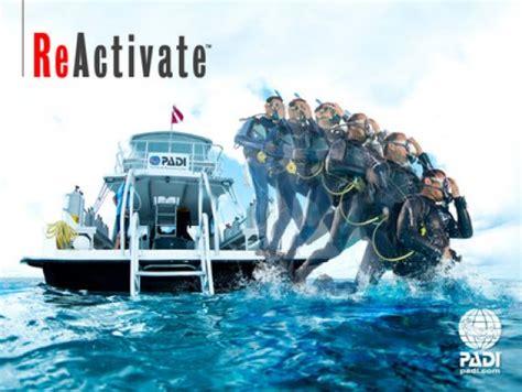 refresh  dive skills  land adventures san