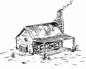 dessin de maison en bois choosewellco With dessin de maison en bois