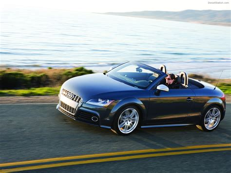 Audi Tts Coupe And Roadster 2009 Exotic Car Picture 01 Of