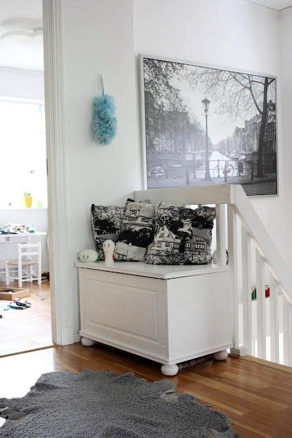 Ideas For Upstairs Landing by Upstairs Landing Bench Upstairs Hallway Decor In 2019