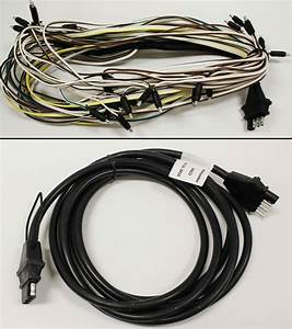 Triton 08427 Snowmobile Trailer Wire Harness With 08423