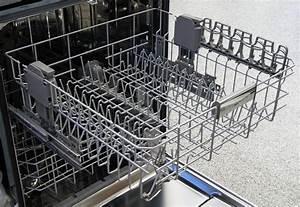 kitchenaid kdfe104dss dishwasher review reviewedcom With kitchenaid dishwasher racks