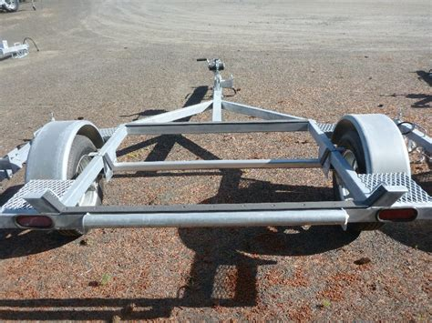 Drift Boat Trailer Rollers by New Galvanized Drift Boat Trailers Koffler Boats