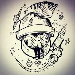 Dope Cartoon Graffiti Drawings