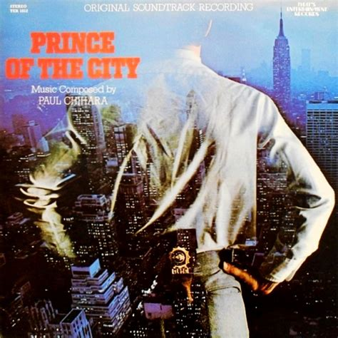Prince Of The City prince of the city soundtrack details