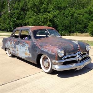 1950 Ford Shoebox Sedan