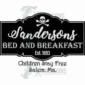 Sanderson Bed And Breakfast 3t Xpressions