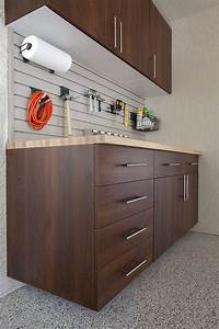 Steamboat Springs Custom Garage Workbench With Drawers