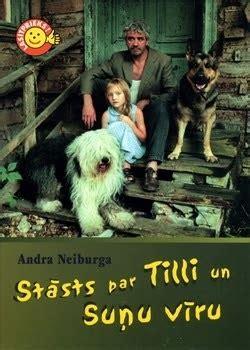 Daiļliteratūra : Stāsts par Tilli un Suņu vīru