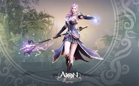 tapety aion  tower  eternity
