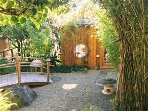 Idée Jardin Zen : 1001 conseils et id es pour am nager un jardin zen japonais ~ Dallasstarsshop.com Idées de Décoration