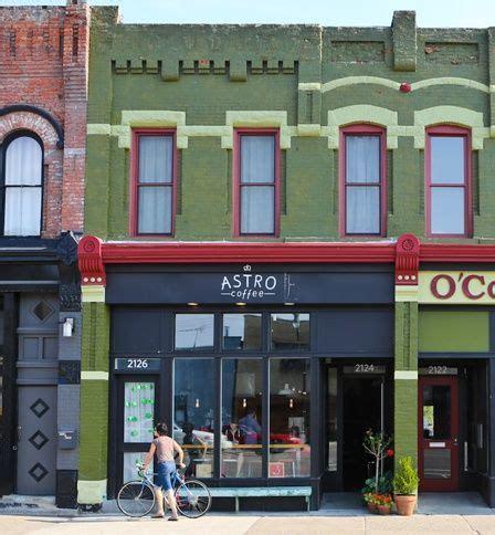 The top 10 coffee shops in the west village. Astro Coffee   2124 Michigan Ave, Detroit,   Corktown   Visit detroit, Corktown