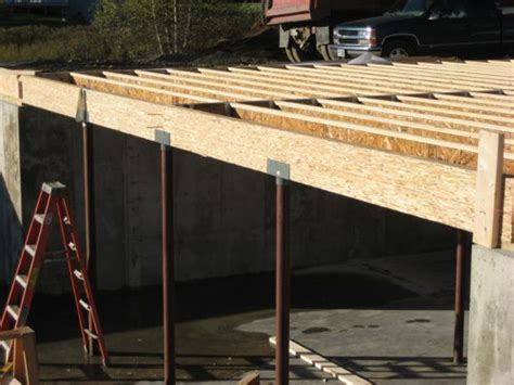 tji floor joists uk tji roof wind uplift design for trus joist tji roof