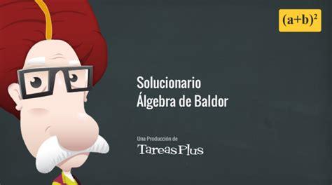 """This public document was automatically mirrored from pdfy.original filename Algebra Baldor Pdf Gratis - COMO DESCARGAR EL LIBRO """"ALGEBRA DE BALDOR"""" + SOLUCIONARIO ..."""