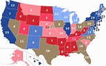 Statewide opinion polling for the 2020 United States ...