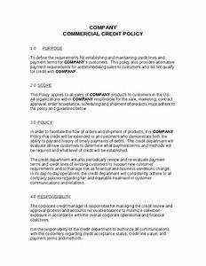 Office Group Policy Templates Credit Application Approval Letter Sample Pdfeports178