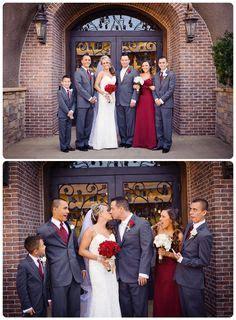 gray  burgundy wedding  pinterest  pins