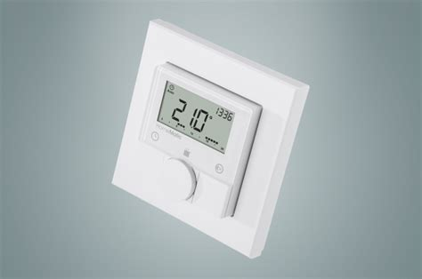 homematic funk wandthermostat aufputzmontage eq