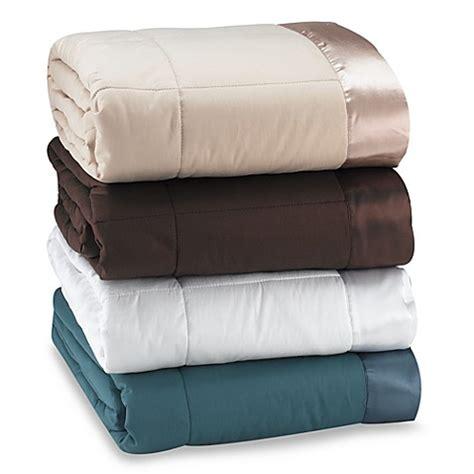 royal velvet blanket royal velvet down alternative blanket 100 cotton 250 thread count bed bath beyond