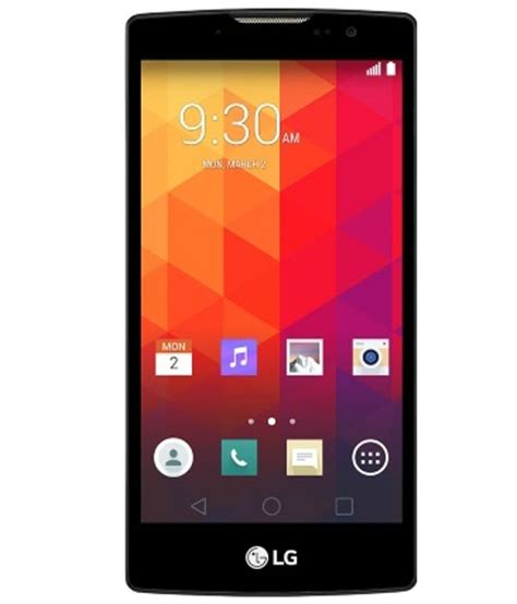 lg 8gb 1 gb black mobile phones at low prices