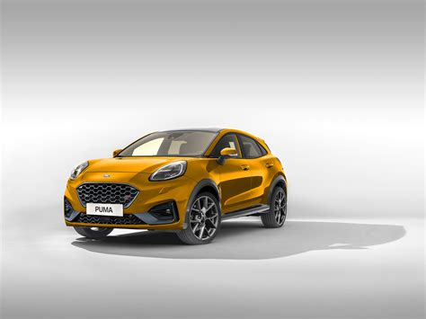 ford puma st expected   ecoboost  cylinder turbo