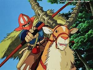 Princess Mononoke - Princess Mononoke Wallpaper (14520388 ...