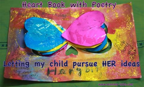 craft ideas for a book with poetry and the power of ideas 3832