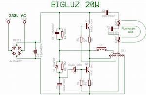 Bauteile Aus Energiesparlampe Schaltung