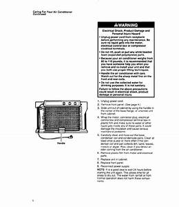 Page 6 Of Whirlpool Air Conditioner Acq122 User Guide