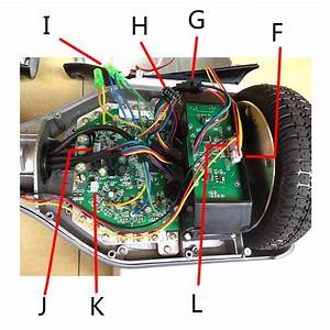 Hoverboard Motherboard Mainboard Control Circuit Board Taotao Pcb For 6 5  8  10