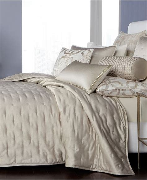 Hotel Collection Coverlet King by Hotel Collection Fresco Quilted King Coverlet Created For