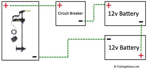 Volt Wiring Diagrams Trollingmotors