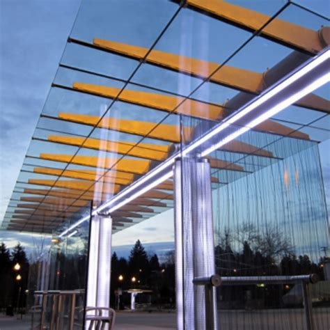 bus shelter modern streetscapes