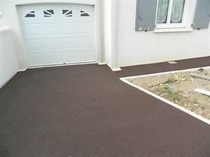 Revetement De Sol Pour Garage : all e pi tonne et all e de garage en permosol pose de ~ Dailycaller-alerts.com Idées de Décoration