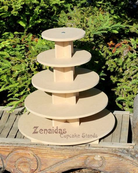 cupcake stand 5 tier 150 cupcakes threaded rod and