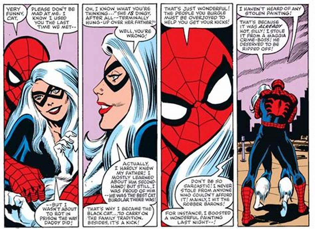 #Every #Time #I #Reach #The #End #Of #Roger #Stern #And #John #Romita