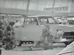 Salon De L Auto Montpellier : citroen 1970 salon de l 39 auto by youtube ~ Medecine-chirurgie-esthetiques.com Avis de Voitures
