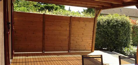 palissade en bois exterieur palissade et cl 244 ture en bois conseil et pose puy de d 244 me 63
