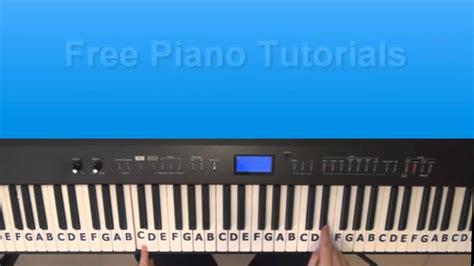 play man   rihanna  piano tutorial youtube