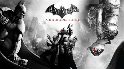 Ckwrites Solved Batman Arkham Asylum And Arkham City