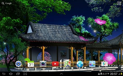 3d Animated Wallpaper For Android Mobile Free - garden 3d live wallpaper free for