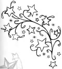 Star Tattoo Drawing Designs