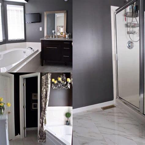 charcoal gray master bathroom inspirations   ill