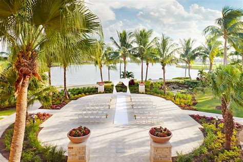 palm beach wedding venues pga golf resort
