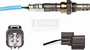 Denso Oxygen Sensor  4 Wire  Direct Fit  Heated  Wire