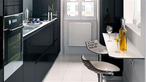 cuisine exemple amenagement cuisine moderne pour petit appartement