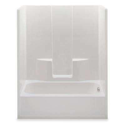 5 Foot Fiberglass Shower by Bathtub Shower Combos Bathtubs The Home Depot