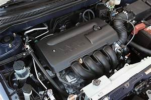 2004 Toyota Corolla Le 1 8l 4-cylinder Engine