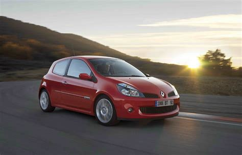 renault clio rs preis 2007 renault clio rs gallery 43468 top speed