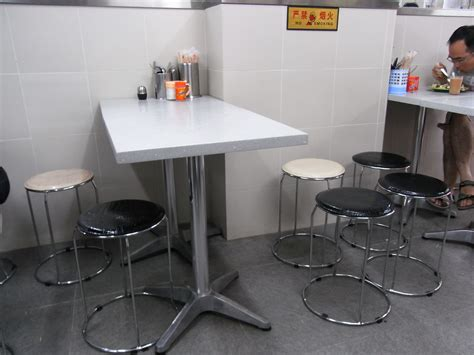 table of fast food images